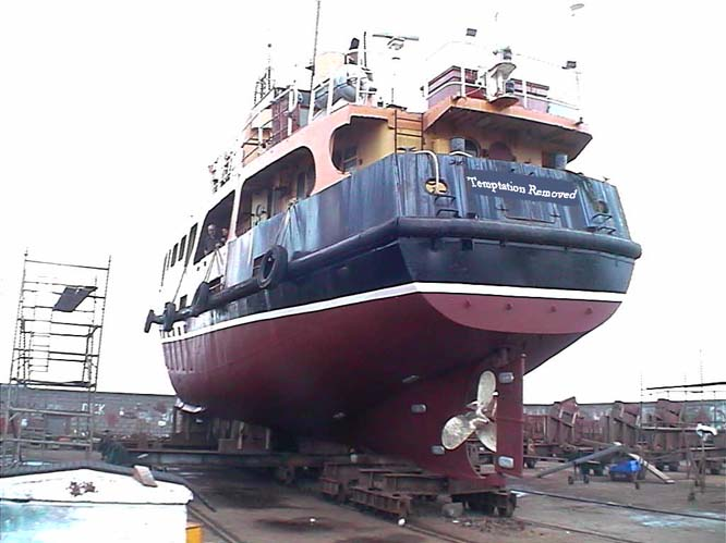Expedition Ships for Sale http://www.ships-for-sale.com/dive_support_rescue_expedition_vessel.htm
