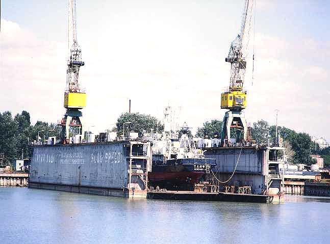 Floating Dock 5
