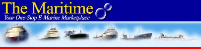 The Maritime - your internet portal resource for shipping - buy sell and charter ships and vessels - maritime insurance - crew and much more