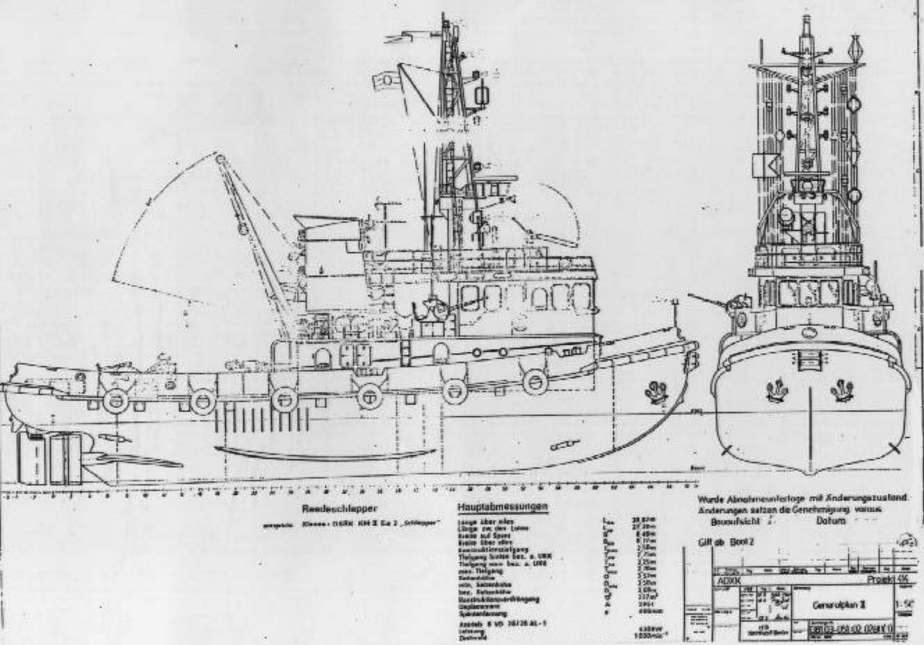 ... BOAT PLAN HARBOUR TUG BOAT BUILDING NOTES FULL SIZE PLAN search on